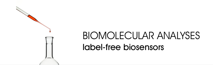 Label free, real-time biosensor technology